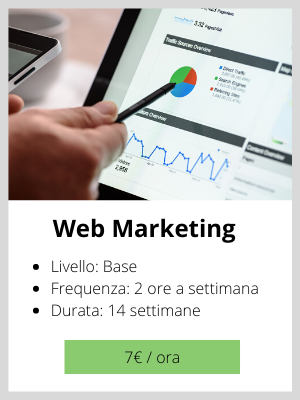 web marketing: partecipanti, frequenza e durata